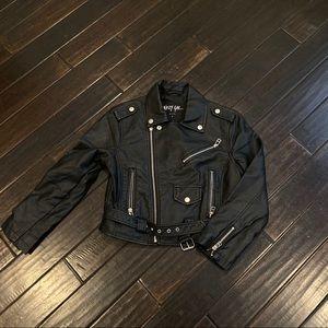Nasty Gal Moto Leather Jacket